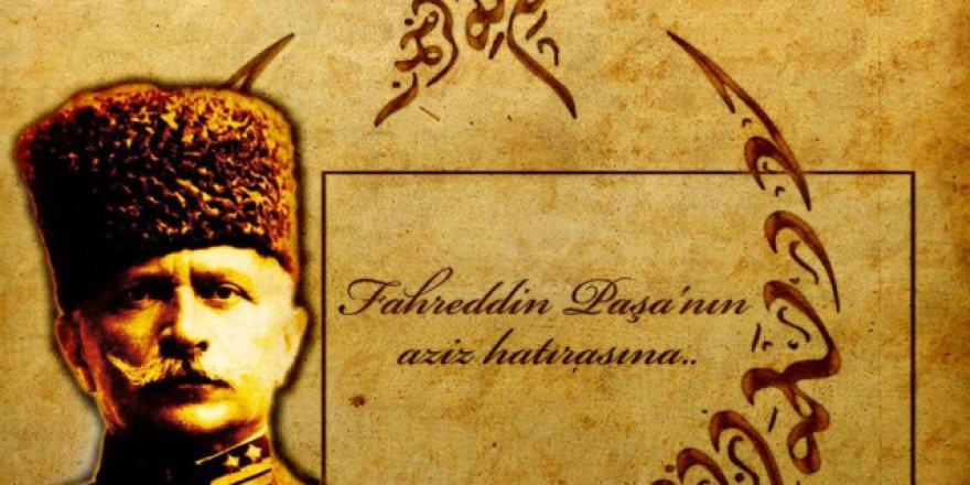 Medine kahramanı Fahreddin Paşa kimdir?