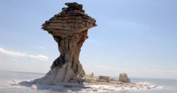 Dünyanın ikinci Tuz Gölü için alarm verildi! 1