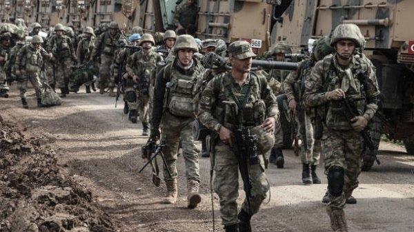 Komando birlikleri sınıra ulaştı 1