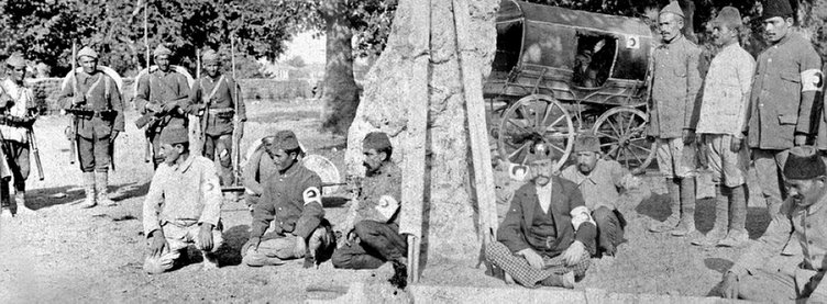 Genelkurmay arşivlerinden az bilinen Çanakkale fotoğrafları! 1
