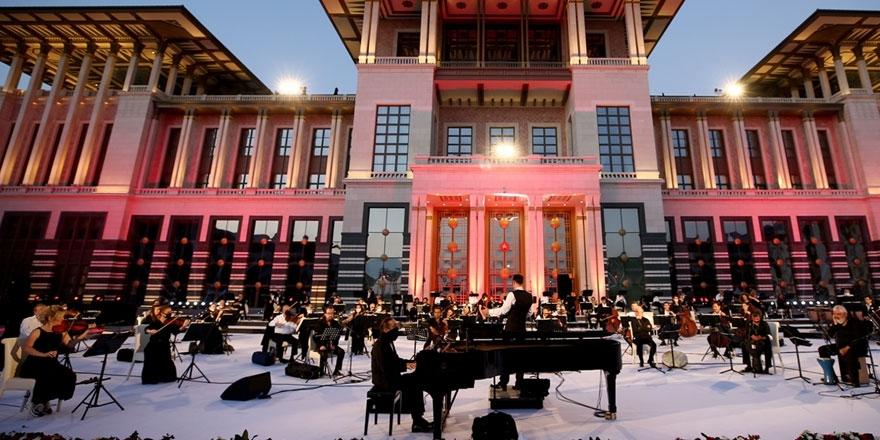 15 Temmuz Destanı Senfonik Konser İle Dünyaya duyurulacak 1