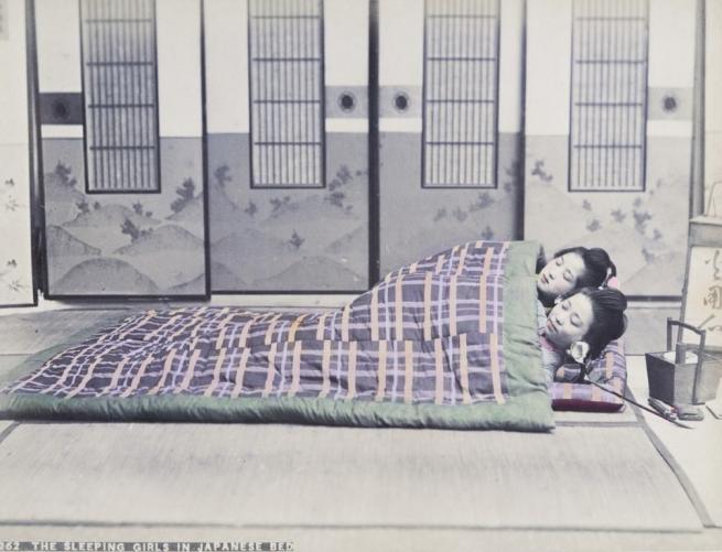 Renklendirilmiş fotoğraflarıyla 1890'ların Japonya'sı 1