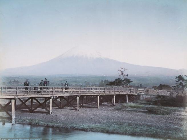 Renklendirilmiş fotoğraflarıyla 1890'ların Japonya'sı 11
