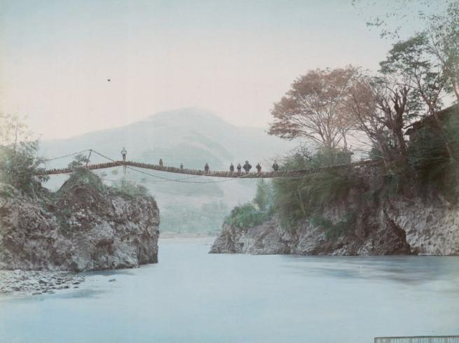 Renklendirilmiş fotoğraflarıyla 1890'ların Japonya'sı 13