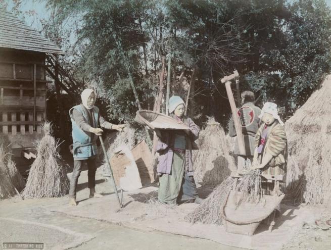 Renklendirilmiş fotoğraflarıyla 1890'ların Japonya'sı 18
