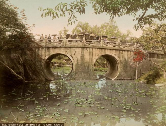 Renklendirilmiş fotoğraflarıyla 1890'ların Japonya'sı 19