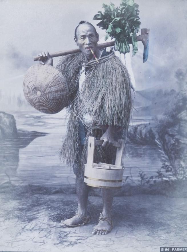 Renklendirilmiş fotoğraflarıyla 1890'ların Japonya'sı 21