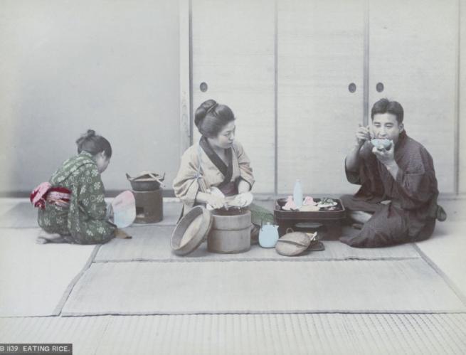 Renklendirilmiş fotoğraflarıyla 1890'ların Japonya'sı 28