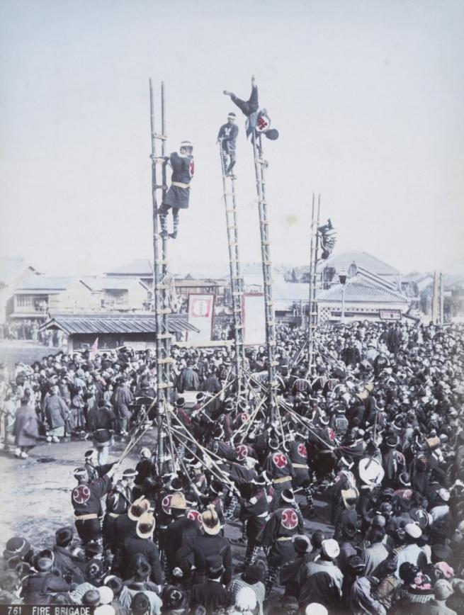 Renklendirilmiş fotoğraflarıyla 1890'ların Japonya'sı 29