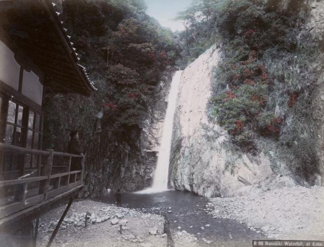 Renklendirilmiş fotoğraflarıyla 1890'ların Japonya'sı 9