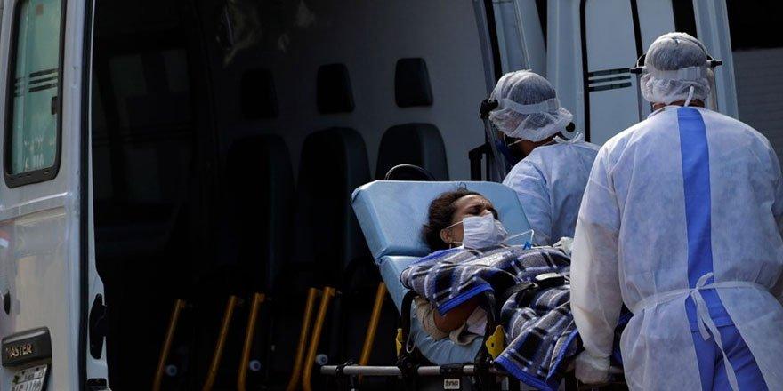 Dünyada corona virüs nedeniyle her 15 saniyede bir kişi ölüyor