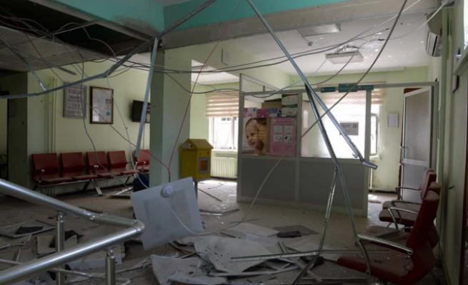 Hastaneleri bile yaktılar 9