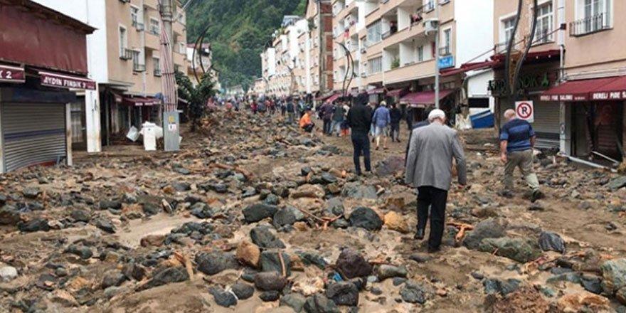 Giresun'u sel vurdu: 5 kişi hayatını kaybetti