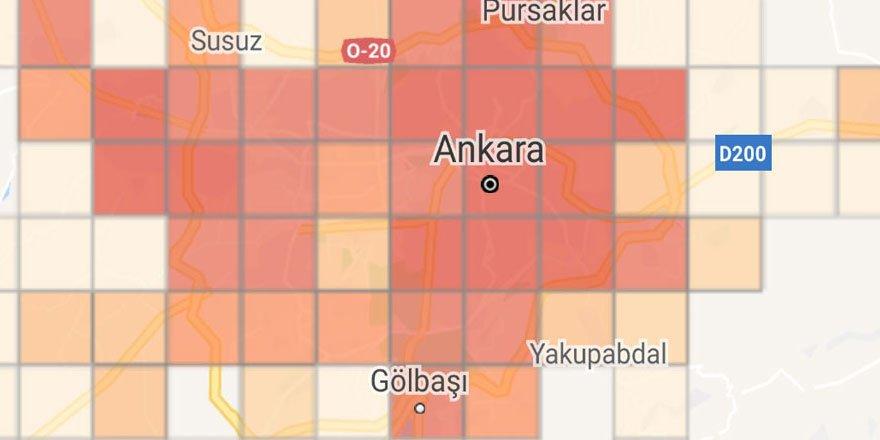 En fazla artışın yaşandığı Ankara alarm veriyor