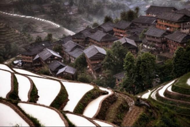 Masal diyarı gibi köyler 21