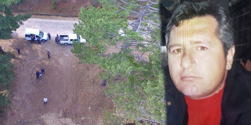Kütahya'da ormanda kaybolan kişinin cesedi bulundu!