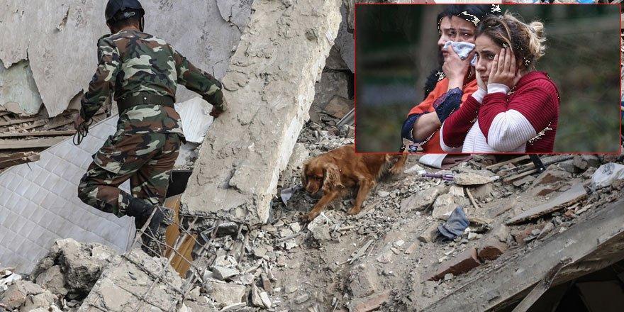 Ermenistan Azerbaycan'a füzeyle saldırdı! Çok sayıda ölü var