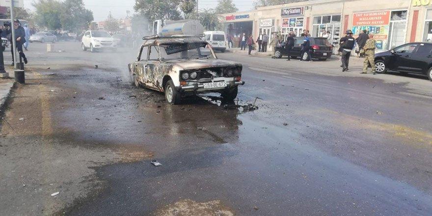 Ermenistan yine sivilleri vurdu! Çok sayıda ölü ve yaralılar var
