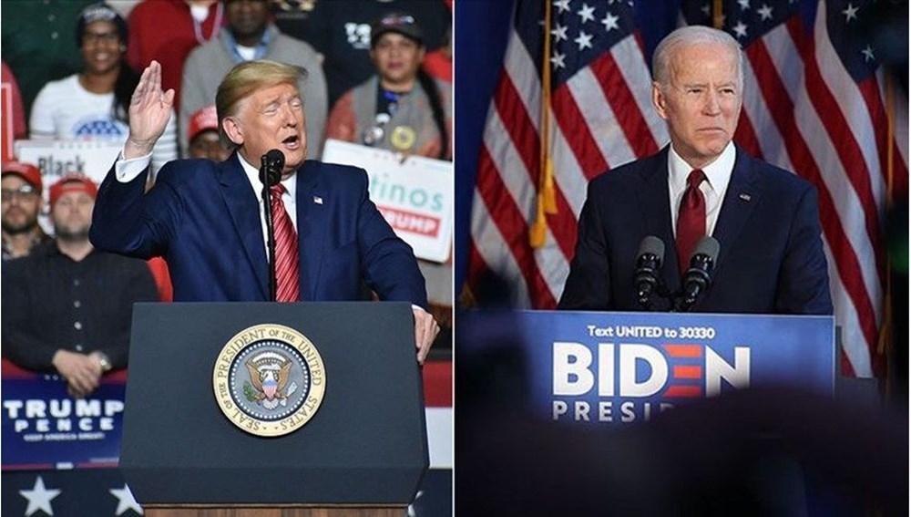 2020 ABD başkanlık seçimlerinde harcamalar tarihi rekor kırdı 1