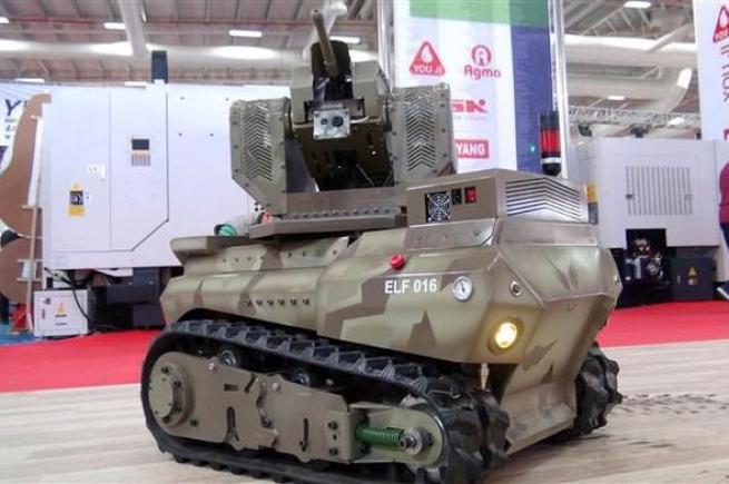 'Ankerot' oyuncak değil, mini tank 2
