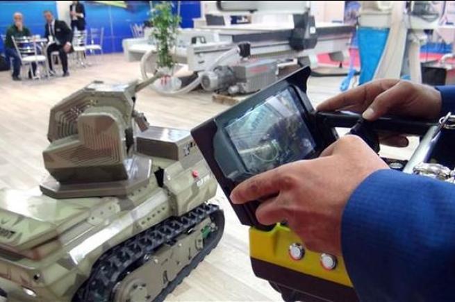 'Ankerot' oyuncak değil, mini tank 3