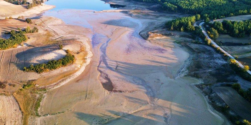 Yağışlar azaldı! Barajlar alarm veriyor