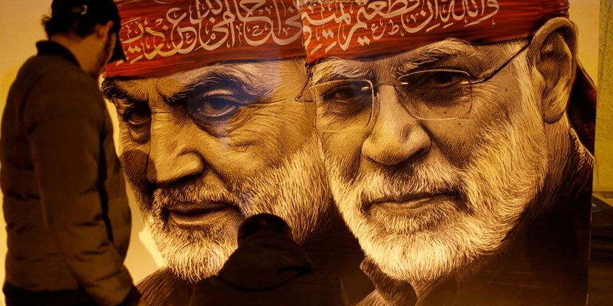 ABD'nin öldürdüğü İranlı general Süleymani'nin birinci yılı