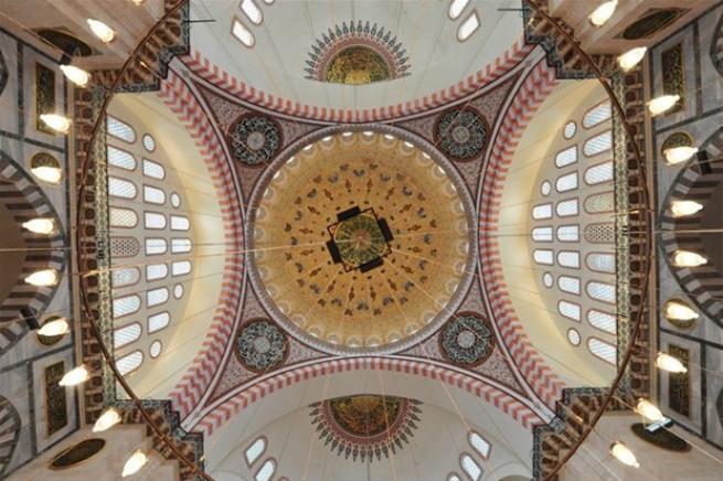 Mimar Sinan'ın matematiğini çözdü 3