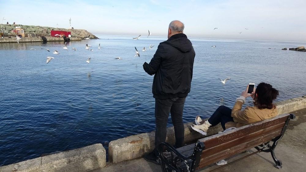 Karadeniz'de sıcaklıklar Akdeniz'i geçti 1