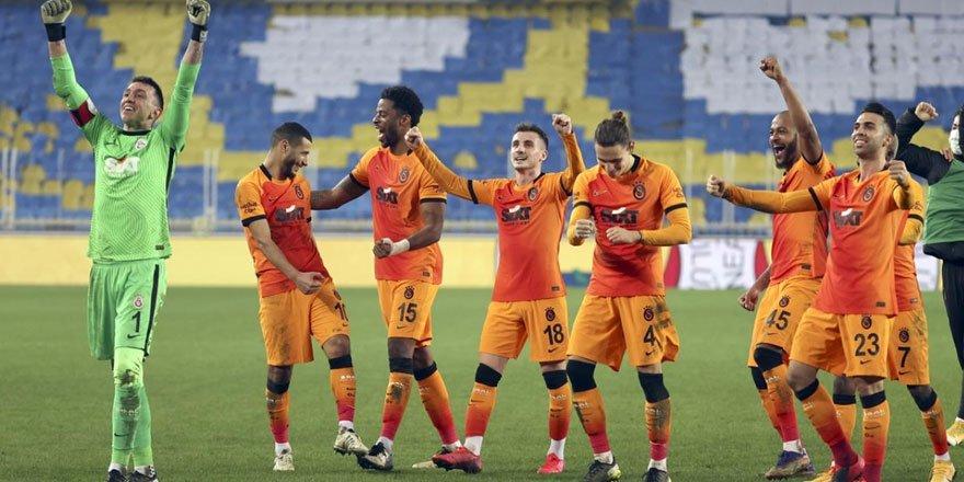 Dev derbinin kazananı Galatasaray