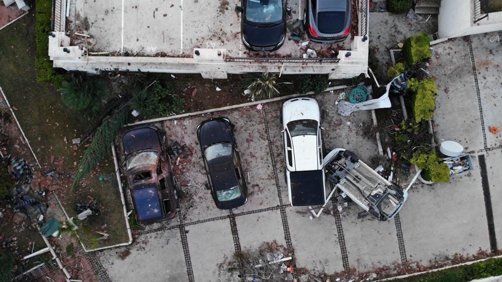 İzmir'de hortum felaketinin boyutları gün ağarınca ortaya çıktı 1