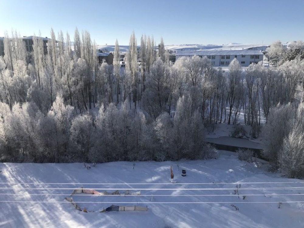 Sibirya'yı aratmıyor: Türkiye'nin en soğuk yeri 1