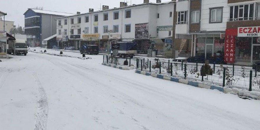 Sibirya'yı aratmıyor: Türkiye'nin en soğuk yeri