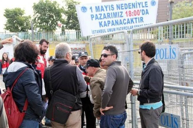 Bakırköy'de 1 Mayıs 1