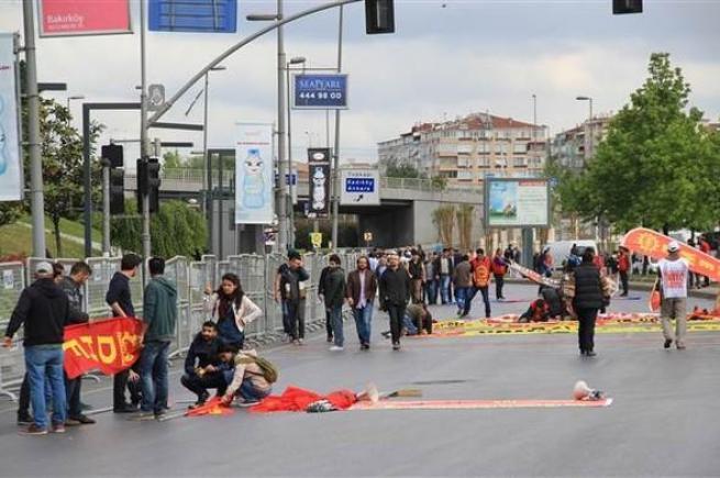 Bakırköy'de 1 Mayıs 3