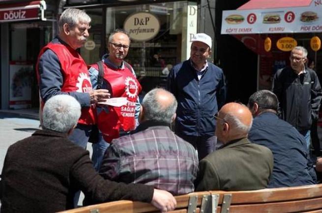 Bakırköy'de 1 Mayıs 4