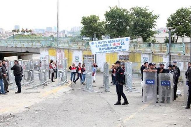 Bakırköy'de 1 Mayıs 8