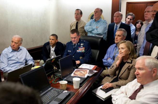 CIA, Bin Ladin operasyonunu bugün düzenlenmiş gibi tweet attı. 1