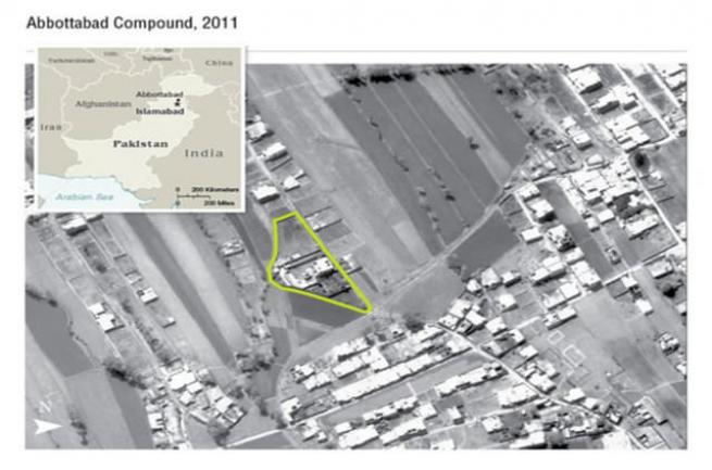 CIA, Bin Ladin operasyonunu bugün düzenlenmiş gibi tweet attı. 7