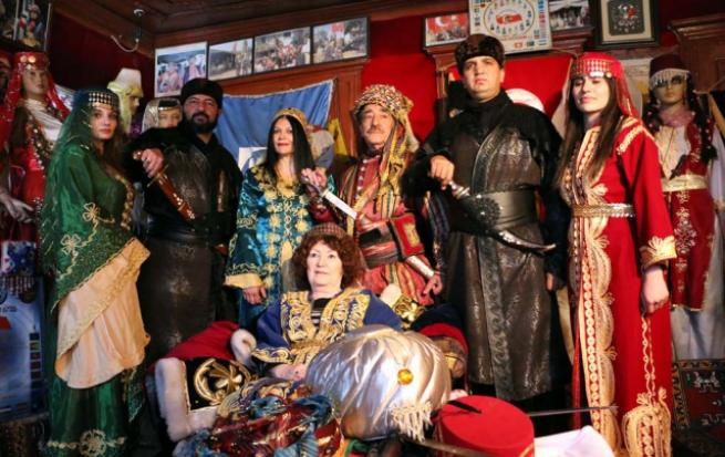 Eskişehir'de 'Nostalji Defilesi' 12