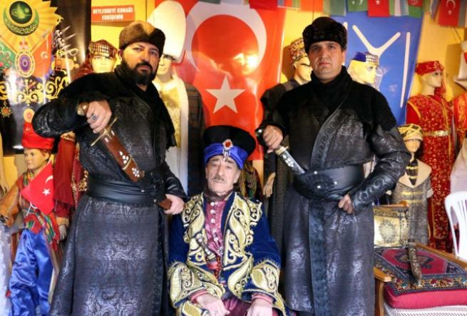 Eskişehir'de 'Nostalji Defilesi' 3