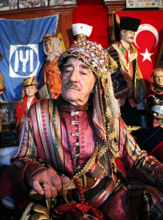 Eskişehir'de 'Nostalji Defilesi' 4