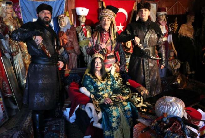Eskişehir'de 'Nostalji Defilesi' 6