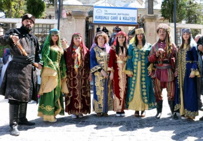 Eskişehir'de 'Nostalji Defilesi' 7