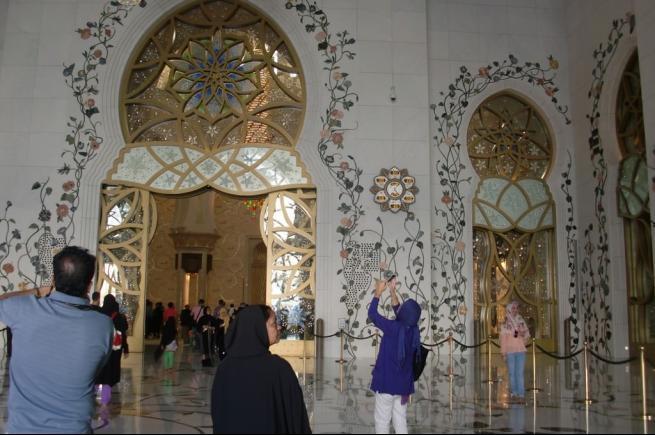 Dünyanın en büyük 10 camii 1