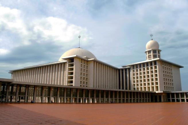 Dünyanın en büyük 10 camii 18