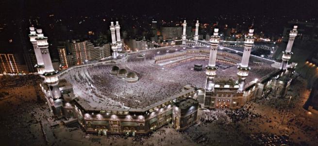 Dünyanın en büyük 10 camii 28