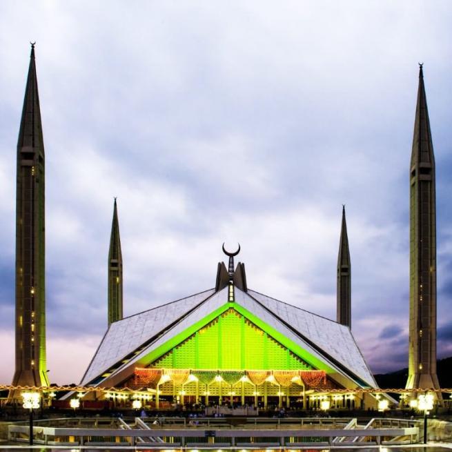 Dünyanın en büyük 10 camii 4
