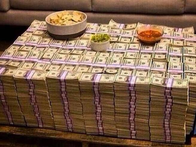 Zenginliklerini böyle paylaştılar 27