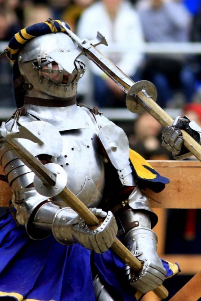 Moskova'da 'Şövalye Festivali' 11